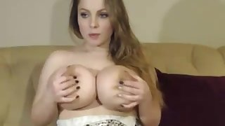 cute russian girl with big boobs